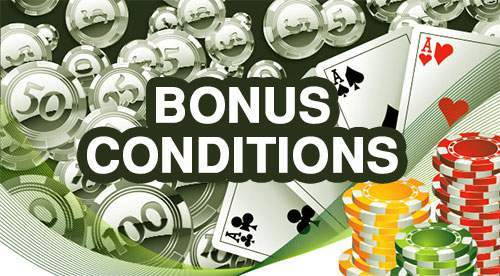 casino bonus tips read the conditions