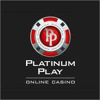 platinum play casino logo