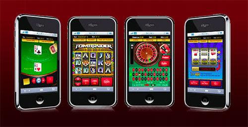 mobile gambling more popular
