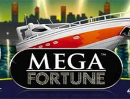 British player wins € 3.3 million on Mega Fortune