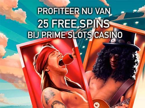 guns n roses free spins at prime slots