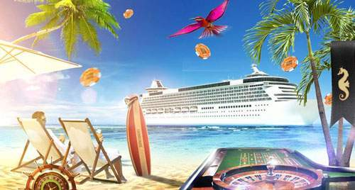win an cruise on Harmony of the Seas