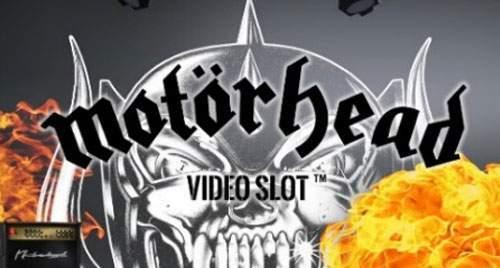 motörhead video slot netent
