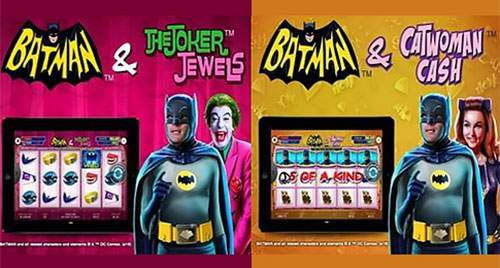 playtech warner brothers batman