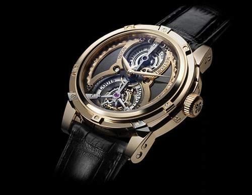 expensive watch louis moinet meteoris
