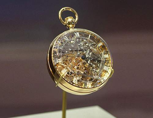 breguet most expensive watch in the world