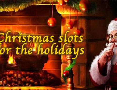 2 christmas casino slots to start the holidays