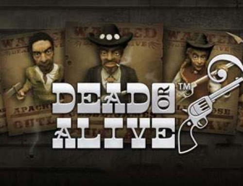 Dead or Alive – Spin that reel
