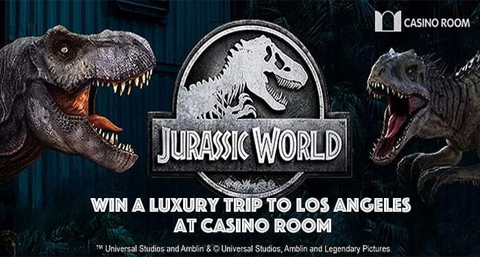 win a trip to LA with Jurassic World