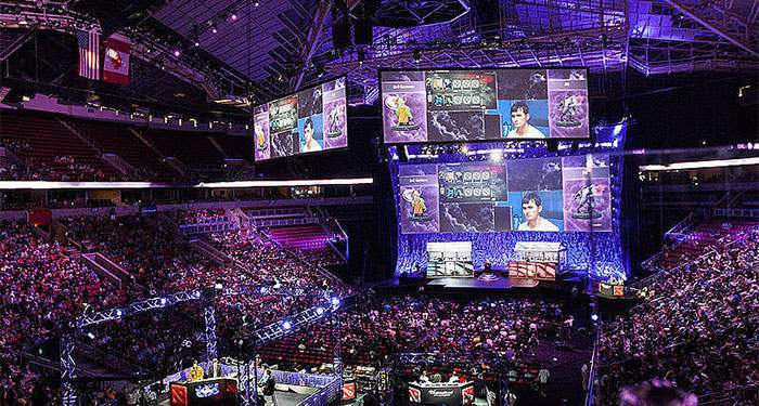esports industry keeps growing